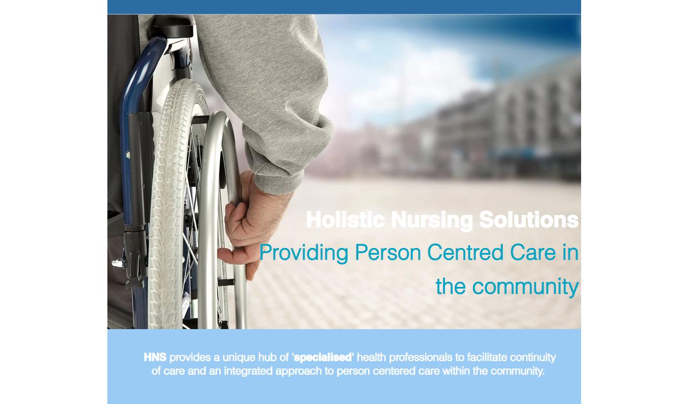 Holistic Nursing Solutions