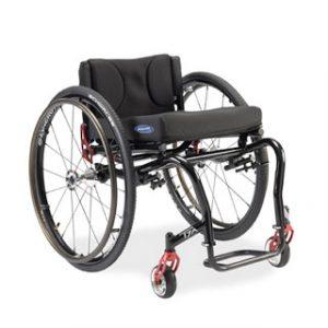 Top End Cross Fire Rigid Wheelchair