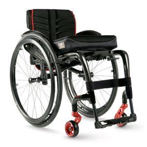 Quickie Krypton F Folding Wheelchair