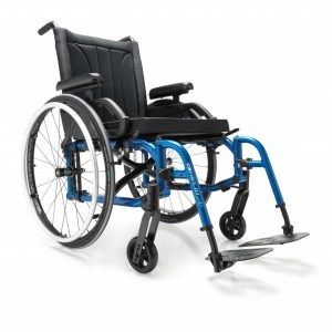Motion Composites Helio A7 Folding Wheelchair