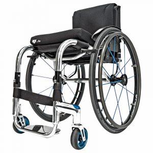 RGK Tiga FX Folding Front Rigid Wheelchair