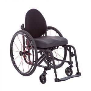 TiLite Aero X Folding Wheelchair