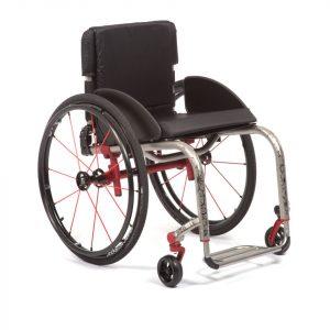 TiLite ZRA Rigid Wheelchair