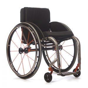 TiLite ZR Rigid Wheelchair