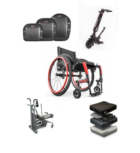 Wicked Wheelchairs Triathlon Team